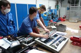Vytvoření impulsu a jeho kontrola na osciloskopu_4