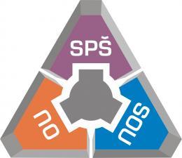 Logo školy SPŠ a SOU Vlašim
