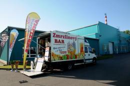 Občerstvení - Zmrzlinový bar
